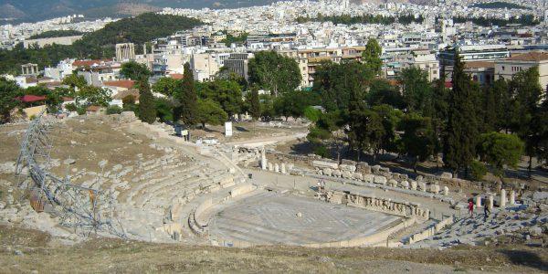 Az ókori görögök nagyban hozzájárultak a fesztiválok történetéhez.