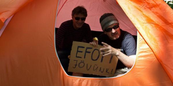 Kapa és Pepe: Repülő sátor
