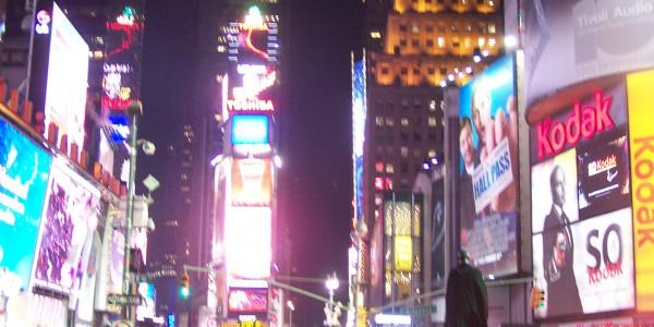 A neonfények tere