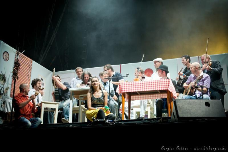 Kispál és a Borz búcsúkoncert