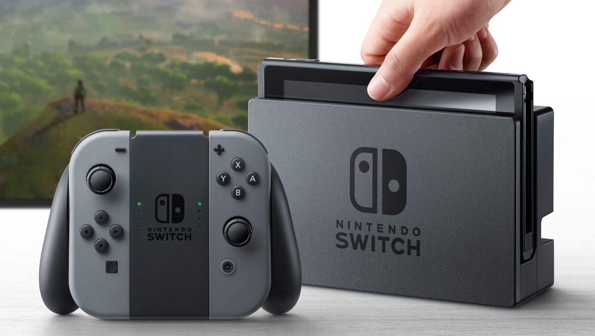 Részletek a Nintendo Switch konzollal kapcsolatban.