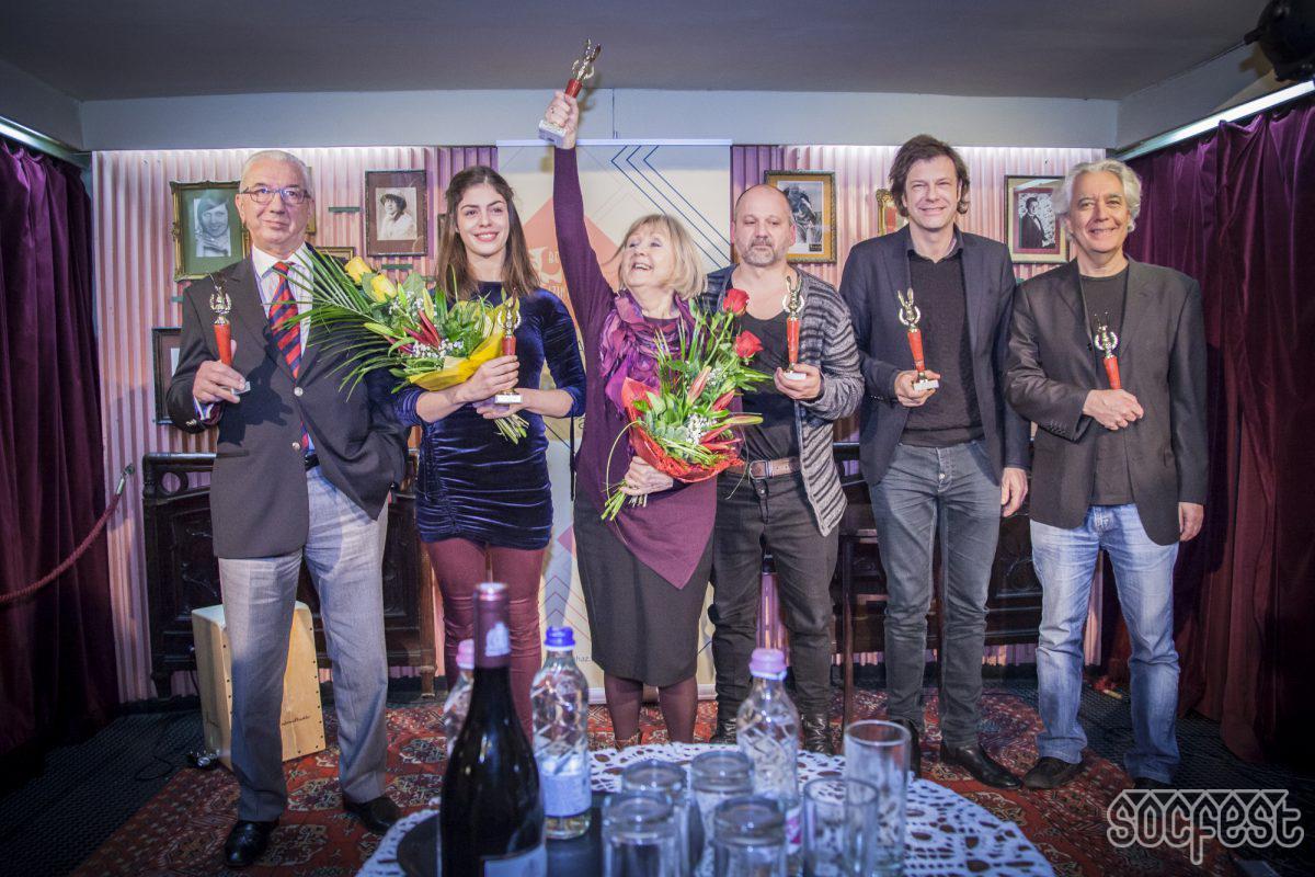 Arany Medál-díj, Márton András, Osváth Judit, Halász Judit, Thuróczy Szabolcs, Till Attila, Németh Gábor