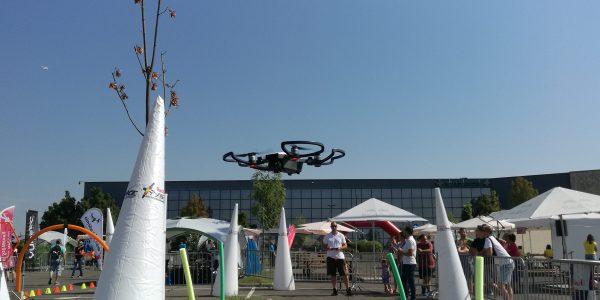 Az első Korzó Drónfesztivál mindenkinek lehetőséget adott, hogy megismerje a tech világ új sztárjait.