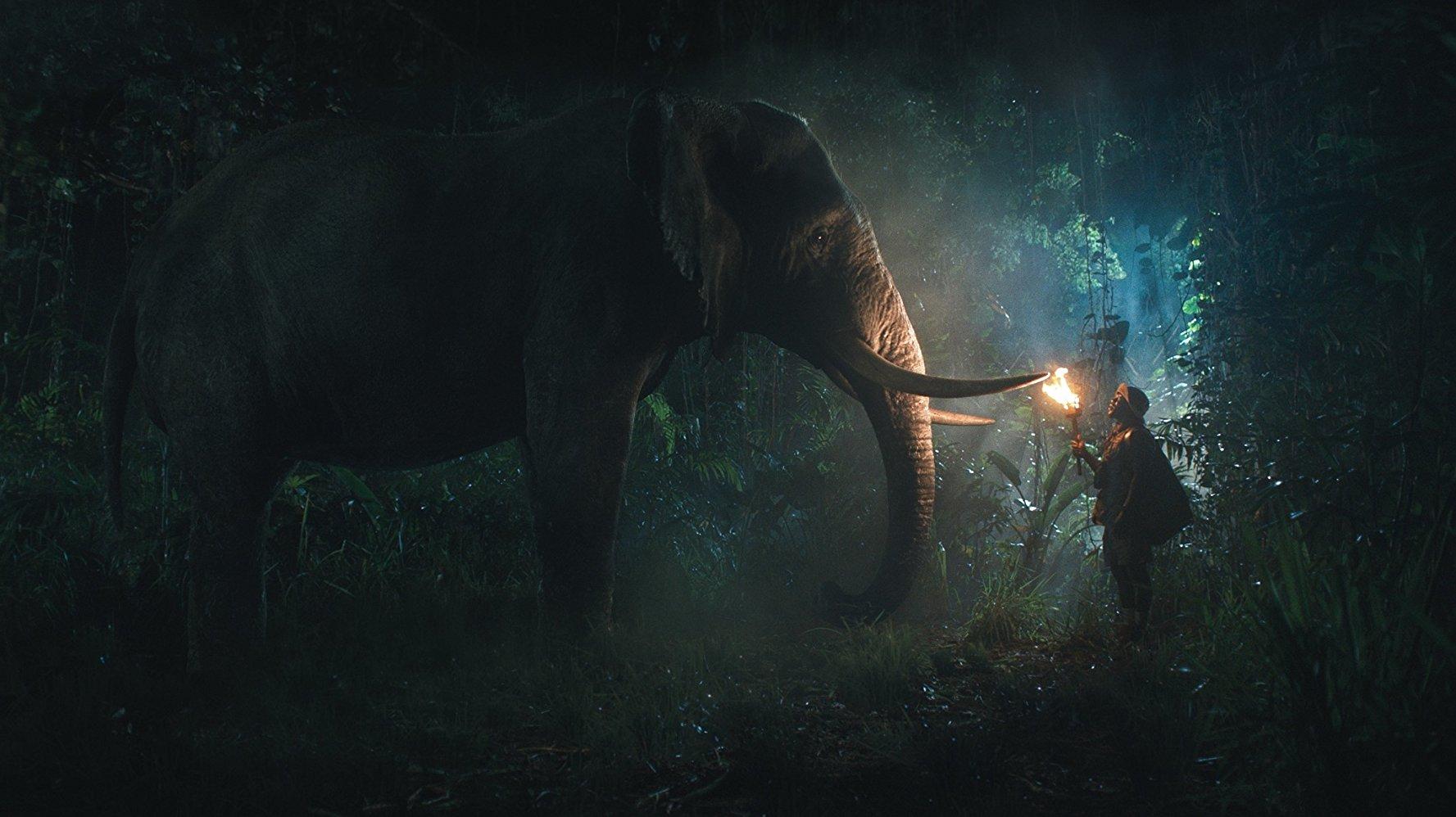 A látvány a helyén van és a színészek is jók a Jumanji: Vár a dzsungel filmben.
