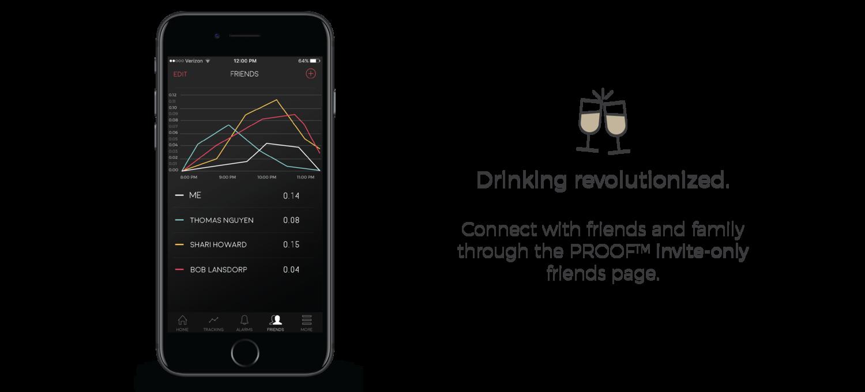 A Proof 2018-ban jelenik meg és tudományos pontosságot hoz az italozásba.