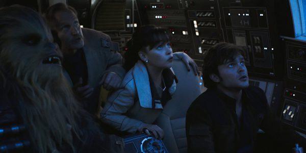 Han Solo fiatalkora kerül vászonra májusban.