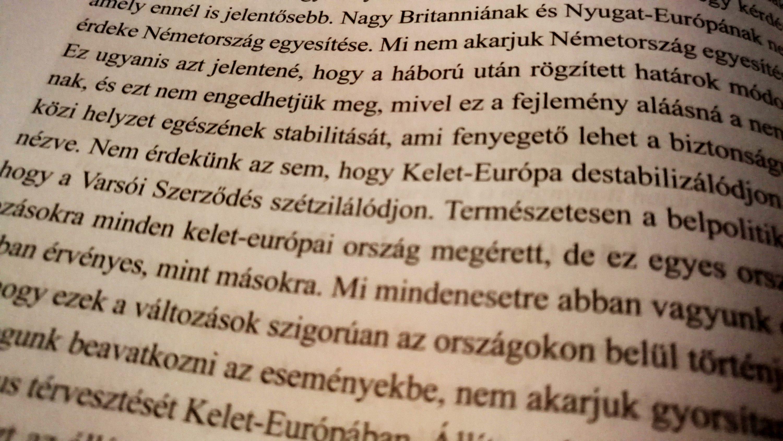 Részlet a Stasi működése Magyarországon című könyvből.